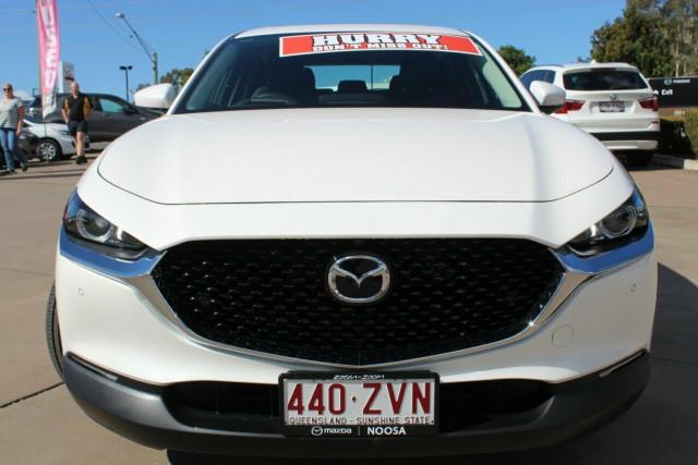 2019 Mazda CX-30 DM2WLA G25 SKYACTIV-Drive Astina Wagon Image 3