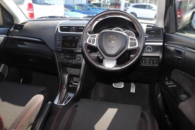 2012 Suzuki Swift FZ Sport Hatchback Image 11