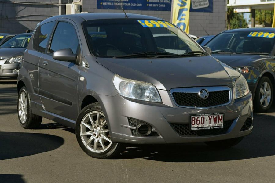 2008 Holden Barina TK MY08 Hatch Mobile Image 1