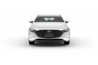 2021 MY20 Mazda 3 BP G20 Touring Hatch Hatchback Image 4