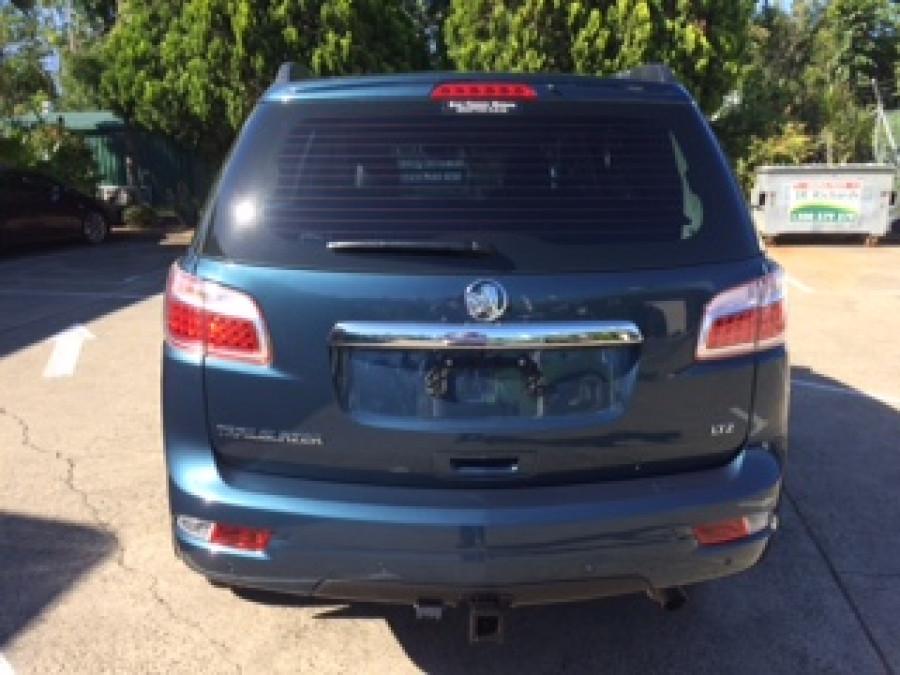2017 Holden Trailblazer RG MY17 LTZ Suv Image 4