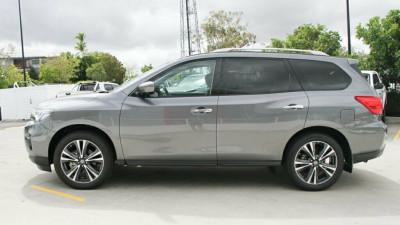 2017 Nissan Pathfinder R52 Series II MY17 Ti X-tronic 2WD Suv Image 5