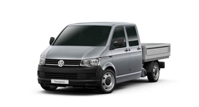 2018 Volkswagen Transporter T6 LWB Dual Cab Utility