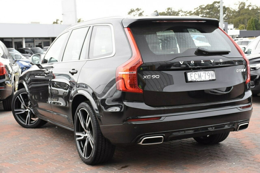 2018 MY19 Volvo XC90 L Series D5 R-Design Suv Mobile Image 3