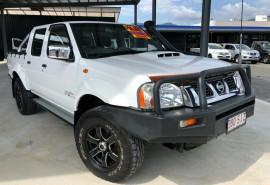 Nissan Navara ST-R D22 MY2008