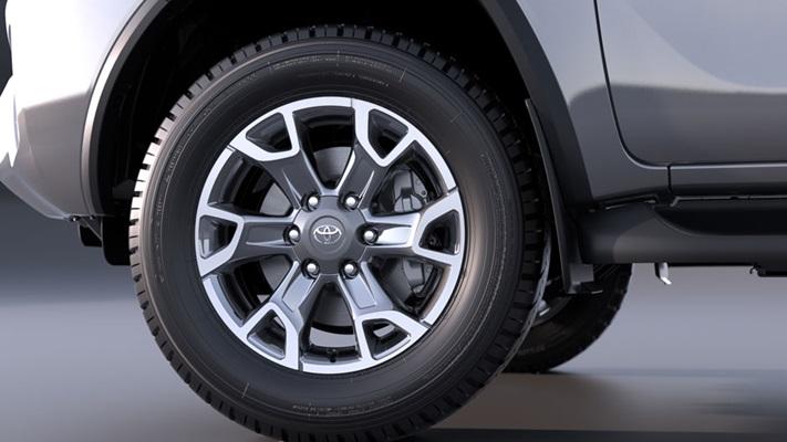 "18"" Alloy Wheels - Machined Grey"