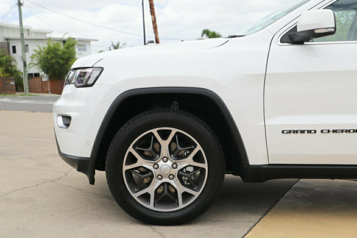 2019 Jeep Grand Cherokee WK Limited Suv Image 6