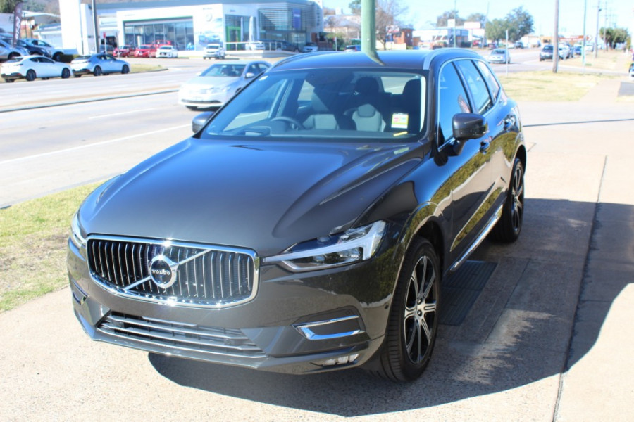 2019 MY20 Volvo XC60 UZ T5 Inscription Suv Mobile Image 1