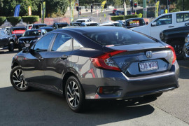 2016 Honda Civic 10th Gen MY16 VTi-S Sedan Image 2