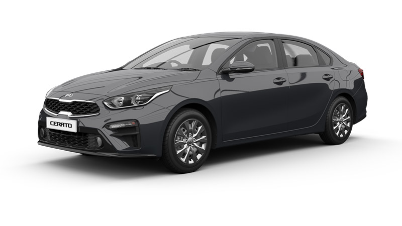 2020 Kia Cerato Sedan BD S with Safety Pack Sedan