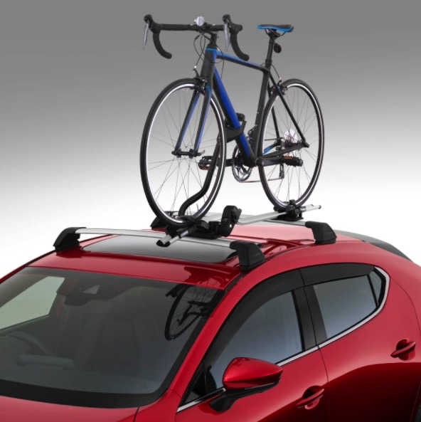Bike Rack Wheel On