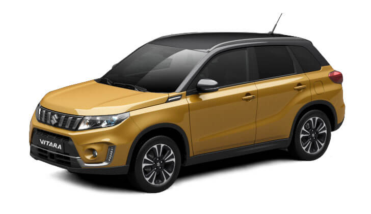 2019 MYes Suzuki Vitara LY Series II GLX Suv