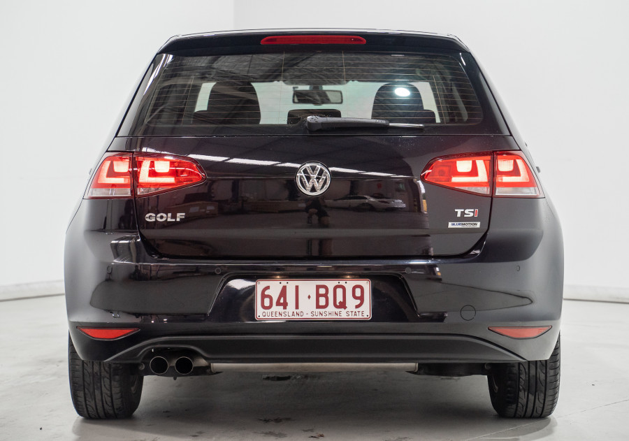 2015 Volkswagen Golf Volkswagen Golf 90 Tsi Comfortline Auto 90 Tsi Comfortline Hatchback