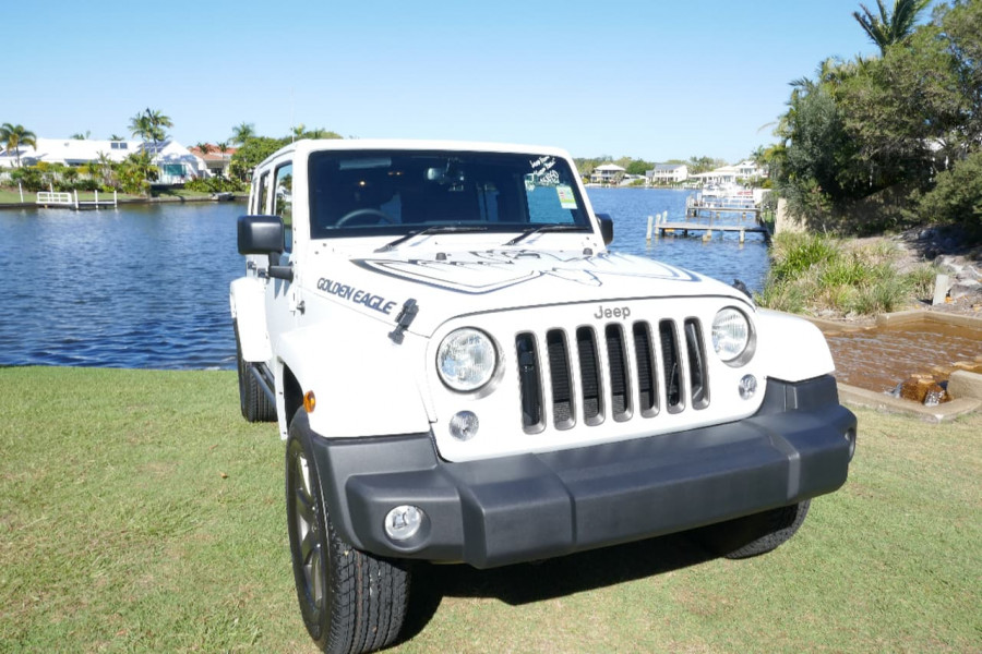 New 2018 Jeep Wrangler Unlimited Cn2096 Noosa Crick Auto Group