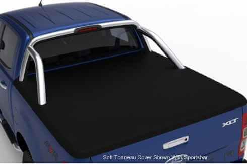 "<img src=""Tonneau cover FLA - soft EGR (Super Cab)"