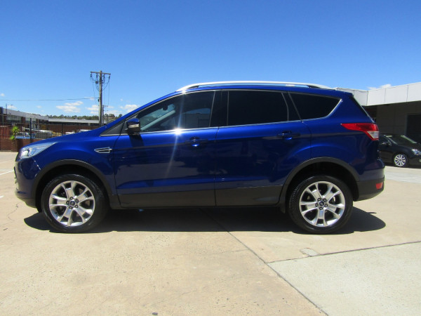 2015 MY16 Ford Kuga TF  Trend Wagon