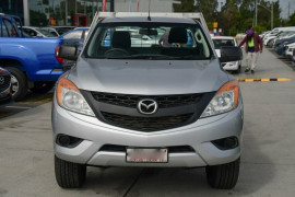 2013 Mazda BT-50 UP0YD1 XT 4x2 Hi-Rider Cab chassis Mobile Image 7
