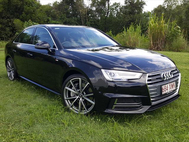 Audi A4 S line B9 8W  S