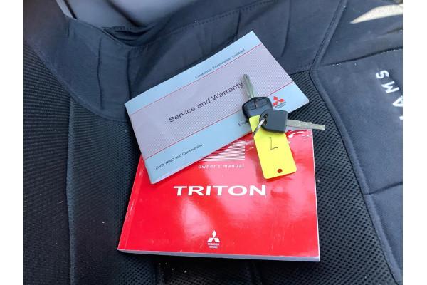 2014 Mitsubishi Triton MN MY15 GLX Utility Image 3