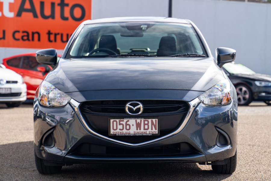 2015 Mazda 2 DL2SA6 Maxx Sedan