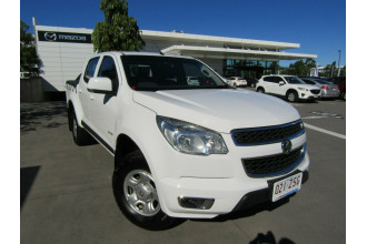 Holden Colorado LX Crew Cab 4x2 RG MY14
