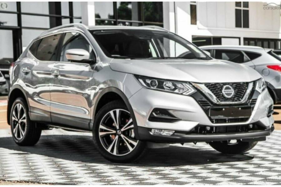 2021 MY20 Nissan Qashqai J11 Series 3 MY20 ST-L X-tronic Suv