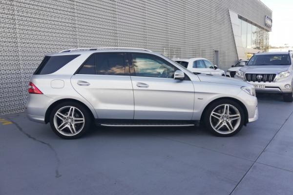 2012 Mercedes-Benz Ml250 W166 ML250 BlueTEC Wagon Image 2