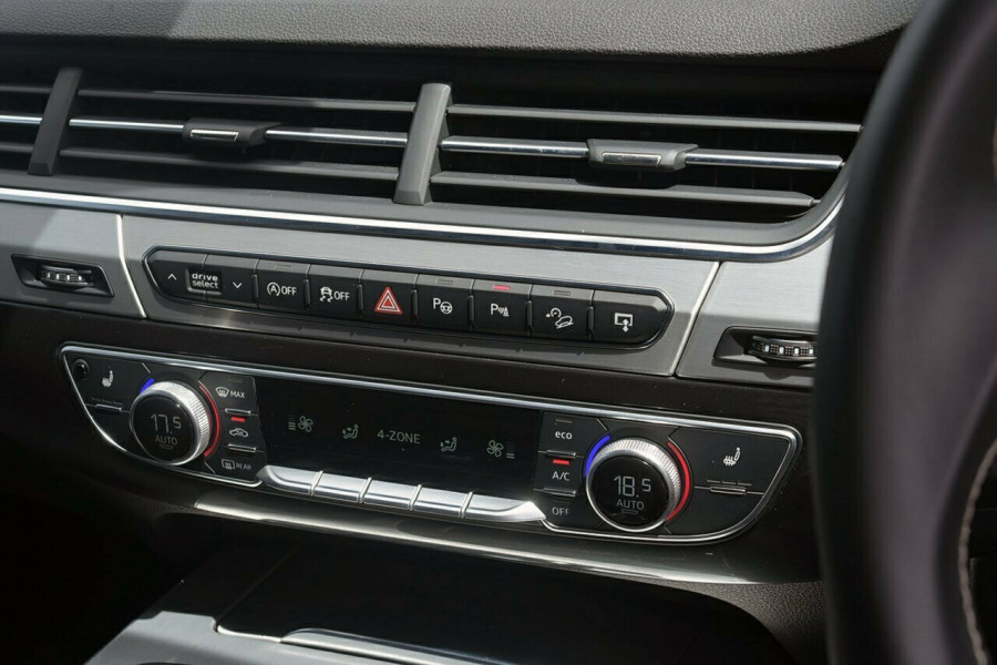 2016 MY17 Audi Sq7 4M MY17 TDI Suv Mobile Image 18