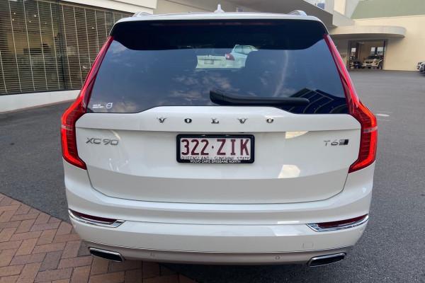 2019 Volvo XC90 L Series T6 Inscription Suv Image 4