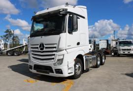 Mercedes-Benz Actros 2663 StreamSpace  2663  StreamSpace