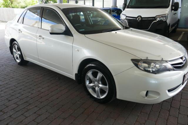 2010 Subaru Impreza G3  R Sedan Image 2