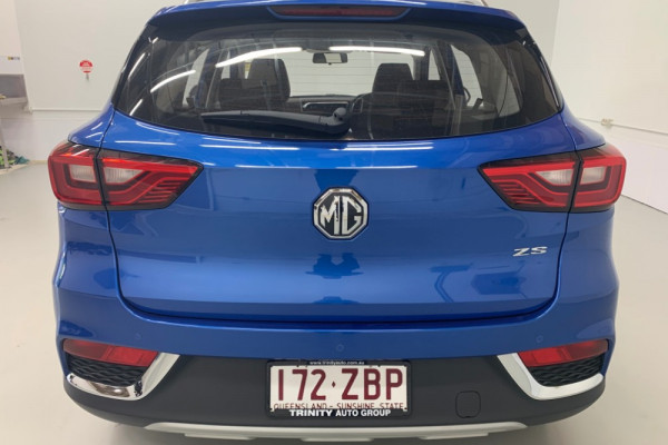 2019 MG ZS AZS1 Excite Suv Image 4