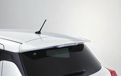 "<img src=""Roof End Spoiler (White Pearl)"