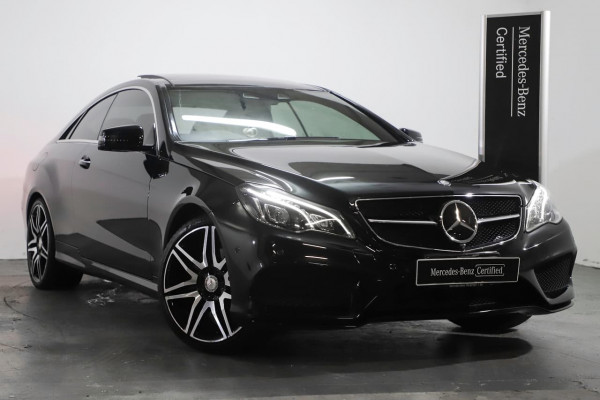 Mercedes-Benz E-class E250 C207