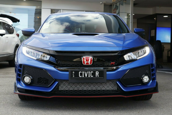 2018 MY17 Honda Civic Hatch 10th Gen Type R Hatchback
