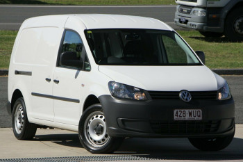 Volkswagen Caddy TDI320 Maxi DSG 4MOTION 2KN MY15