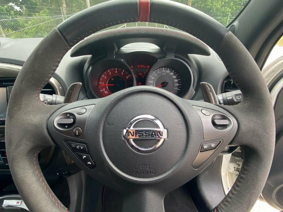 2018 Nissan Juke F15 MY18 Nismo RS (AWD) Suv Image 14