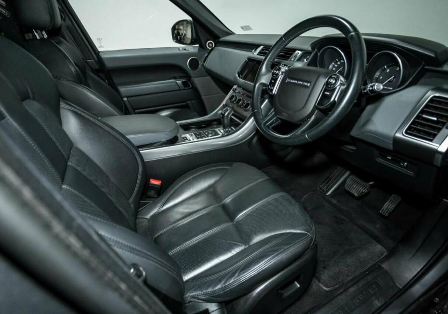 2014 MY14.5 Land Rover Range Rover Sport L494 MY14.5 SDV6 CommandShift SE Wagon
