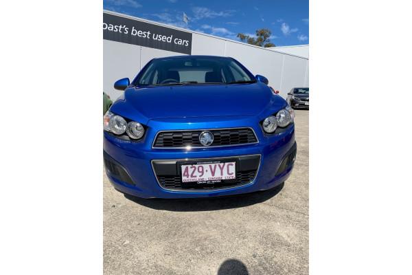 2015 Holden Barina TM  CD Sedan Image 2