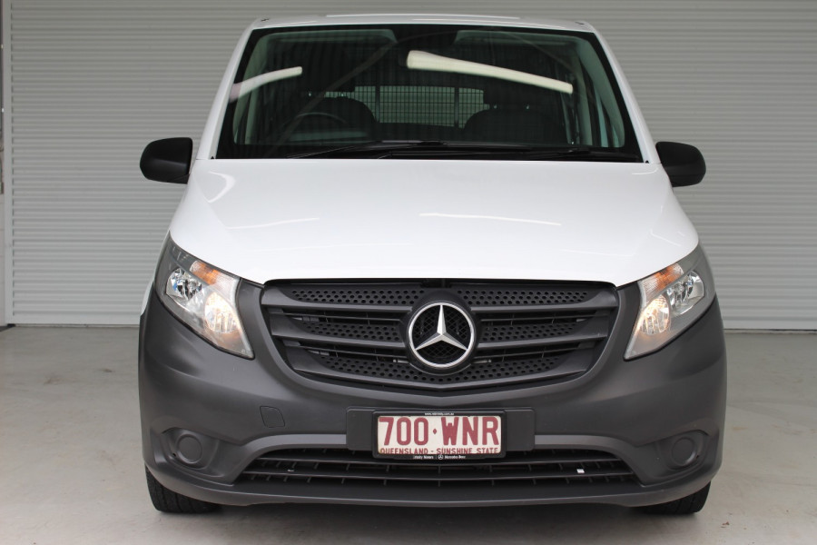 2015 Mercedes-Benz Vito 447 114BLUETEC Van