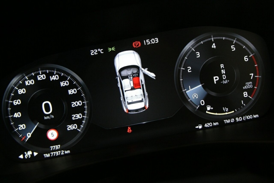 2019 MY20 Volvo XC40 536 MY20 T4 Momentum (FWD) Suv Image 7
