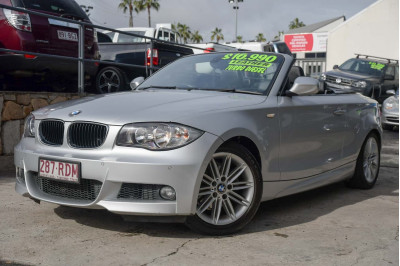 2010 BMW 1 Series E88 MY10 118d Convertible Image 3
