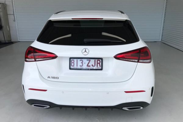 2019 Mercedes-Benz A Class Hatch Image 4