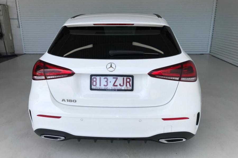 2019 Mercedes-Benz A Class Hatch
