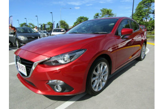 2014 Mazda 3 BM5236 SP25 SKYACTIV-MT GT Sedan Image 3