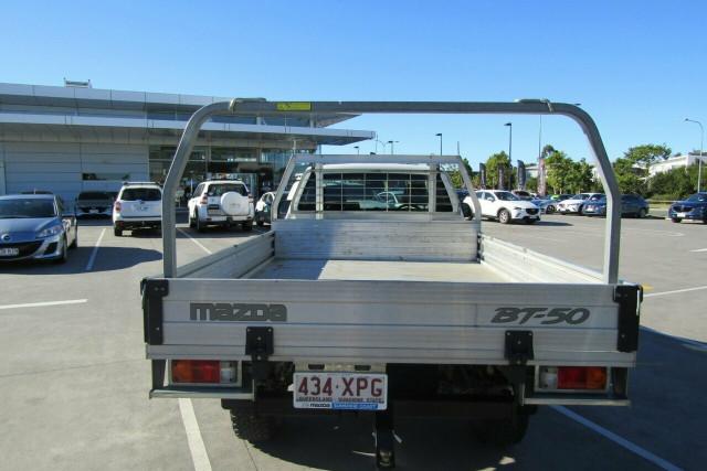 2017 Mazda BT-50 UR0YG1 XT Cab chassis Image 5