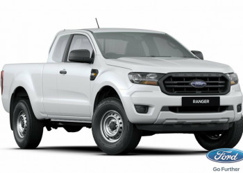 Ford Ranger XL Pick-up Super Cab PX MkIII 2019.00MY
