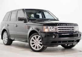 Land Rover Range Rover Sport 4.2 S/C Range Rover Range Rover Sport 4.2 S/C Auto