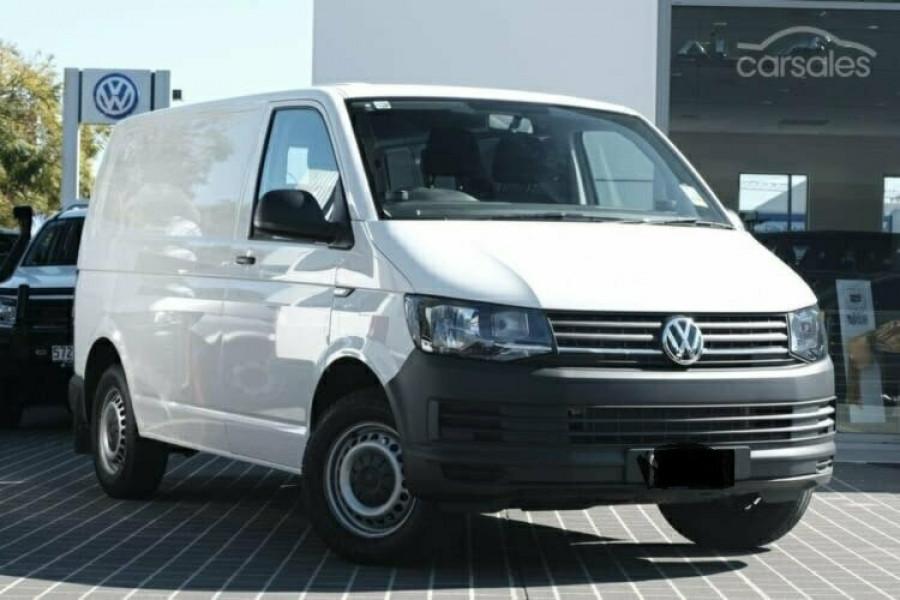 2017 MY18 Volkswagen Transporter T6 SWB Van Normal Roof Van