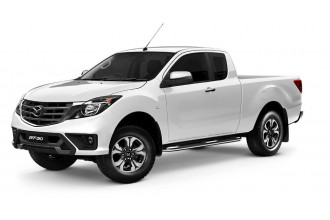 Mazda BT-50 4x4 3.2L Freestyle Cab Pickup XTR UR
